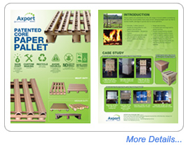 Patented Core Paper Pallet